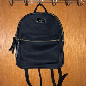 Kate Spade Wilson Road Small Black Backpack